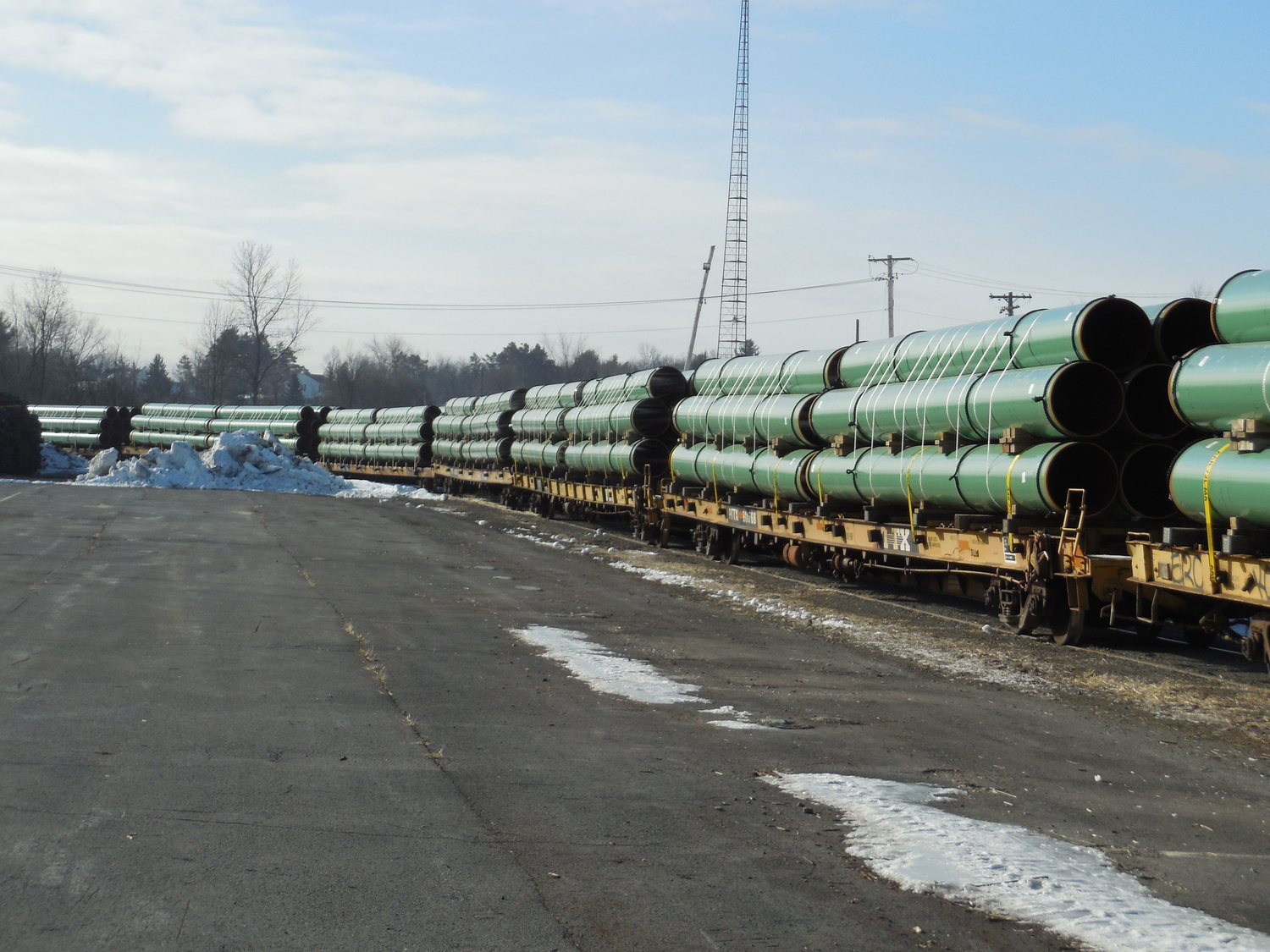 Constitution Pipeline: Laying Down a Dismal Future — The