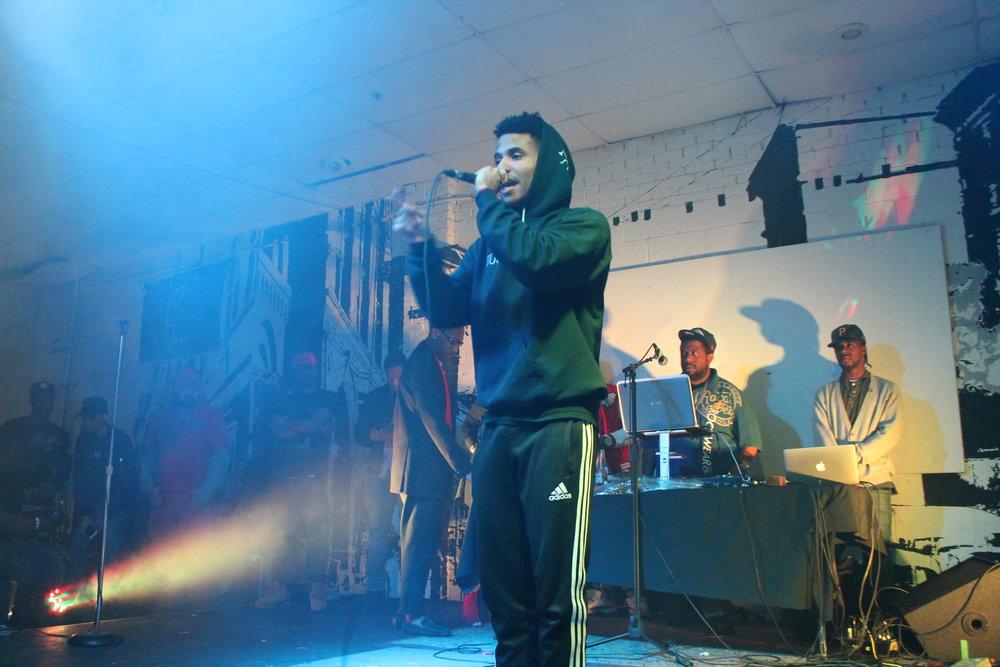 Photos of concert taken by Emily Egan '20
