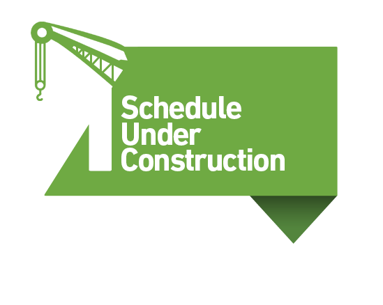 Schedule Under Construction
