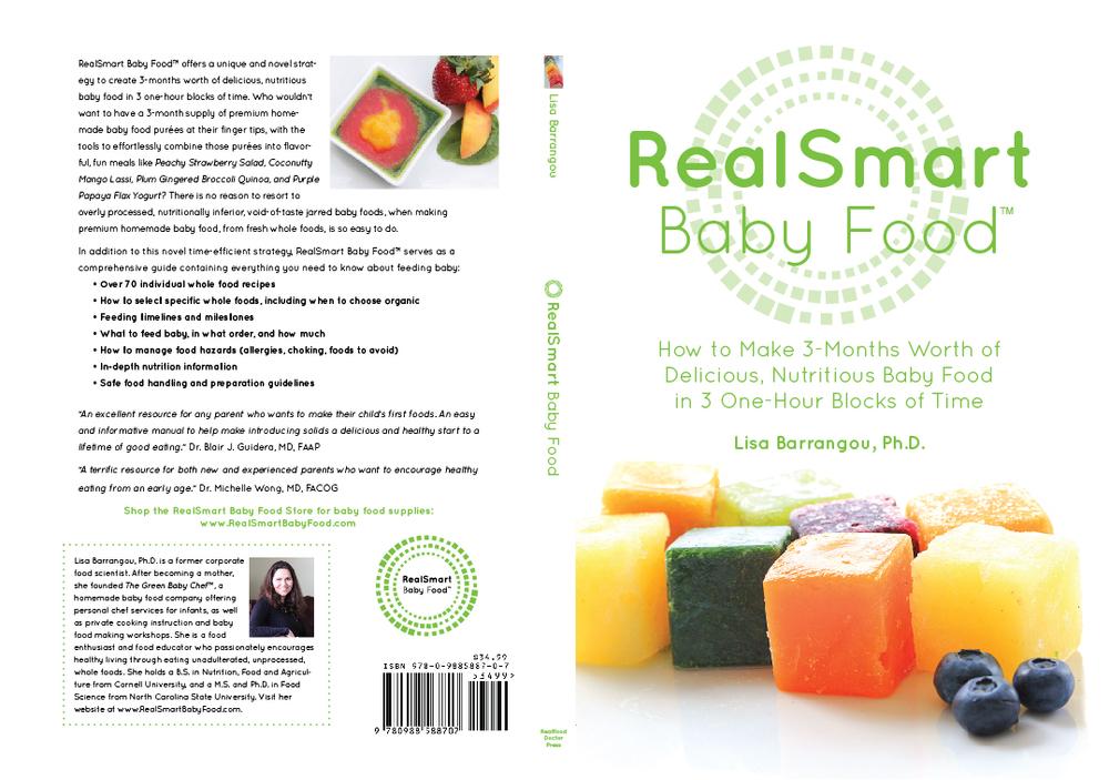 Design work jessica nordskog book design realsmart baby food first edition book design forumfinder Choice Image