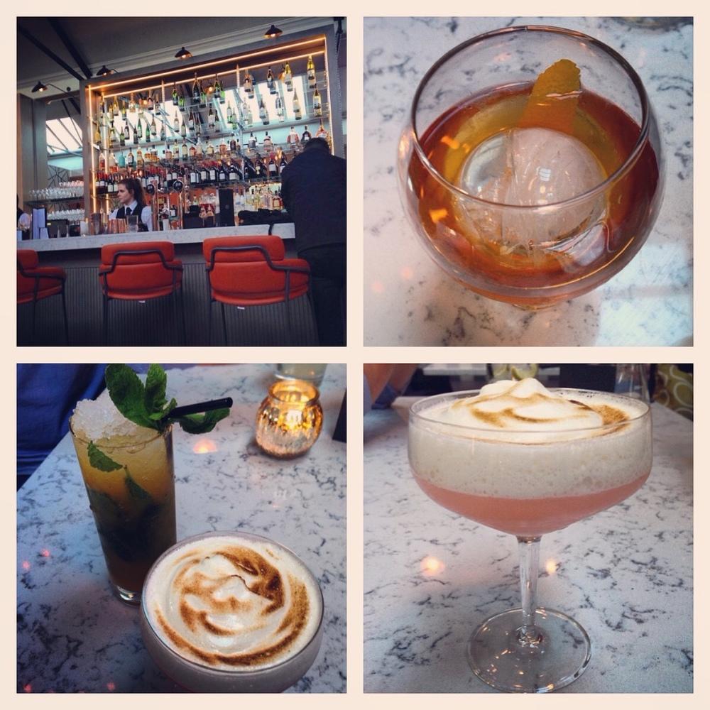 The adamson Bar