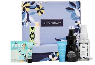 Birchbox - beauty products by subscription