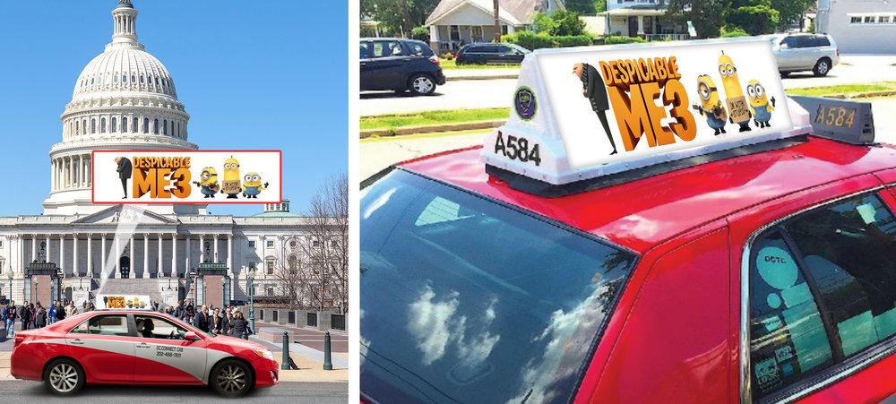 Taxi Topper_Despicable_Me.jpg