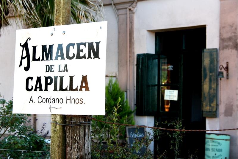 BODEGA ALMACEN DE LA CAPILLA - CARMELO