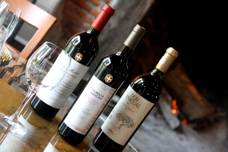 Tour Premium Select - Los vinos Familia Deicas son producidos en pequeña escala, cuidando minuciosamente todo el proceso, desde el viñedo hasta la guarda. A través de esta degustación te invitamos a descubrir la máxima calidad de los vinos Familia Deicas.- Base mínima: 2 personas- 60USD por persona- No incluye transporte