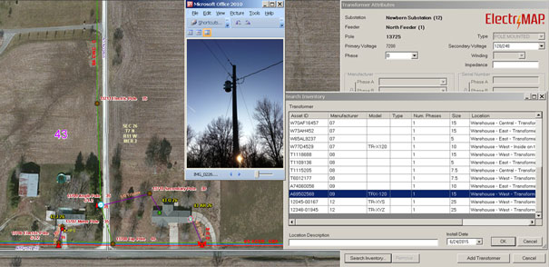 ElectriMAP better manages assets such as poles and devices while enhancing operations.