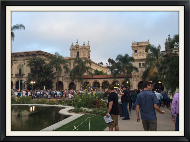Balboa Park was an amazing venue to connect with fellow GeoGeeks during the 2016 Esri UC while enjoying San Diego culture and history.