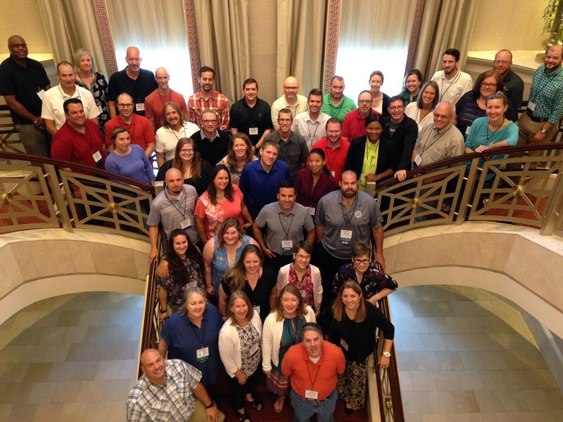 The 2017 URISA Leadership Academy attendees.