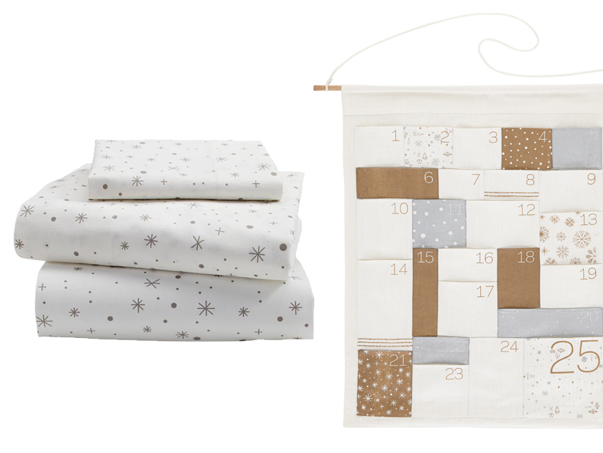 Star System bedding & advent calendar    > View on Land of Nod