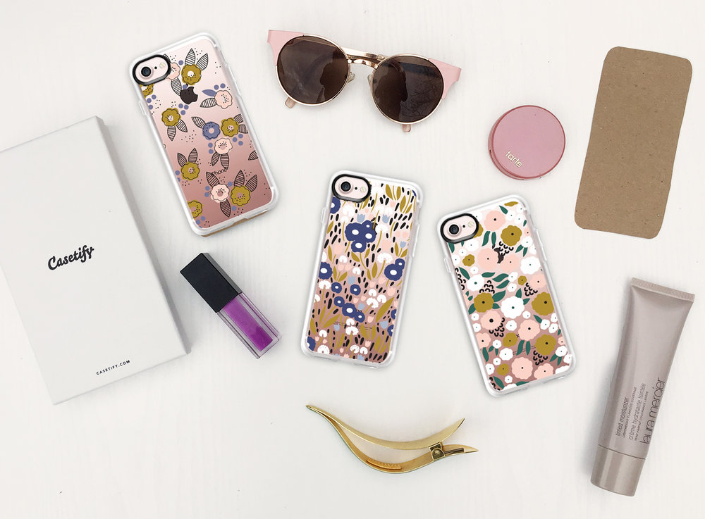 Various phone cases   > View on the Casetify website