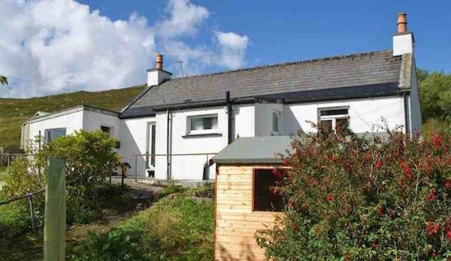 Greenbank, Bunavoneader, Isle of Harris, HS3 3AL