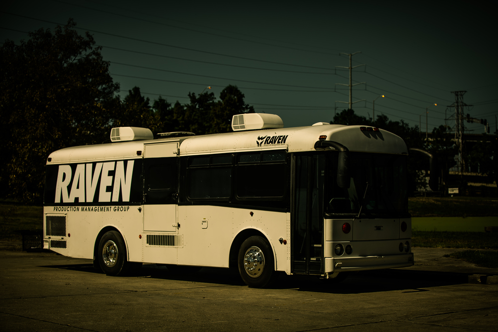 Raven Bus at Ignition 2015