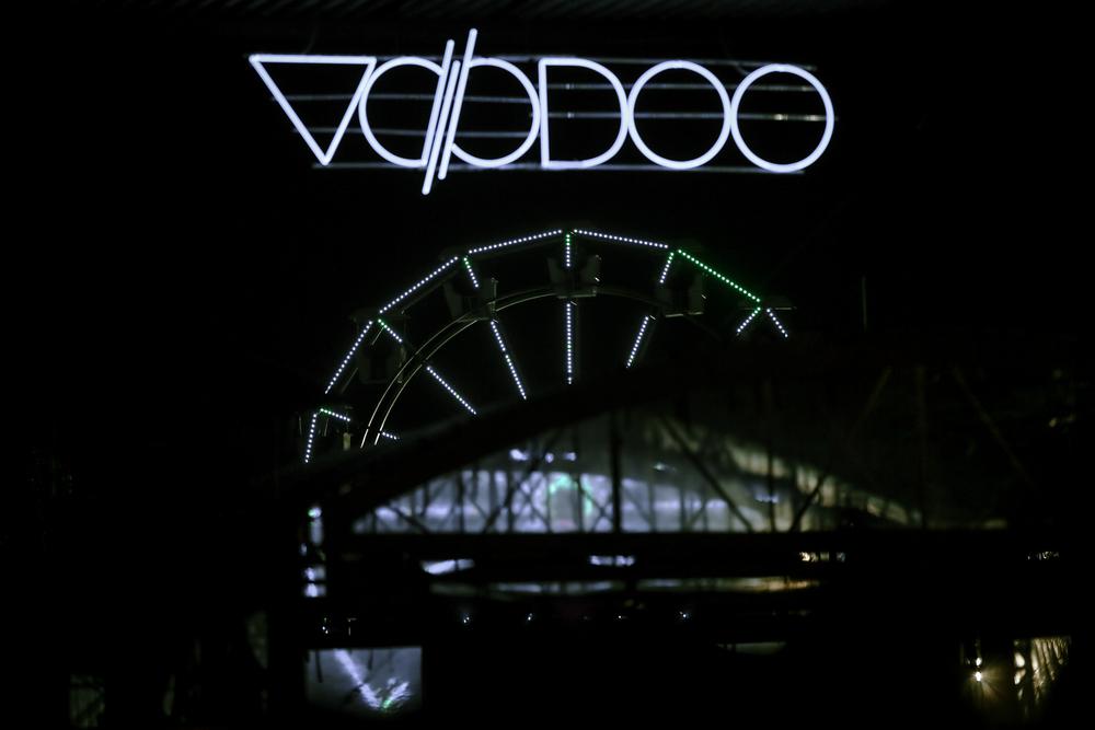 Voodoo Experience Neon Sign