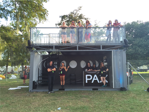 PAX Sponsorship Activation