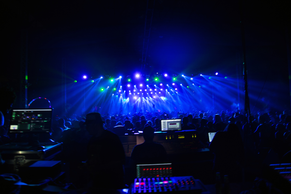 Float Den Stage at Buku Music + Art Project 2016
