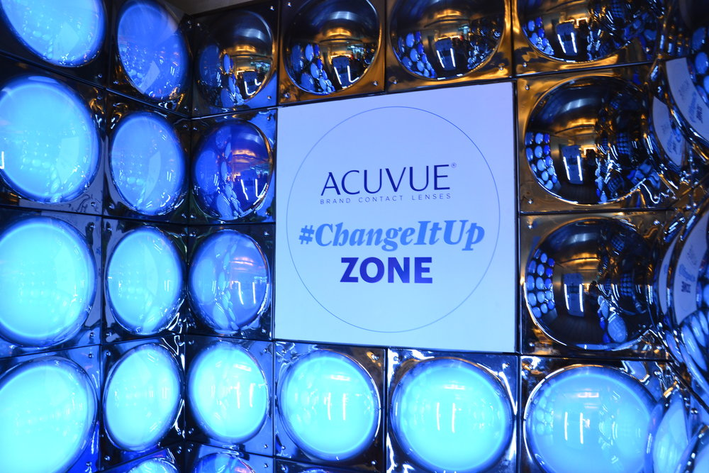 Acuvue Photobooth at Music Midtown Festival 2016
