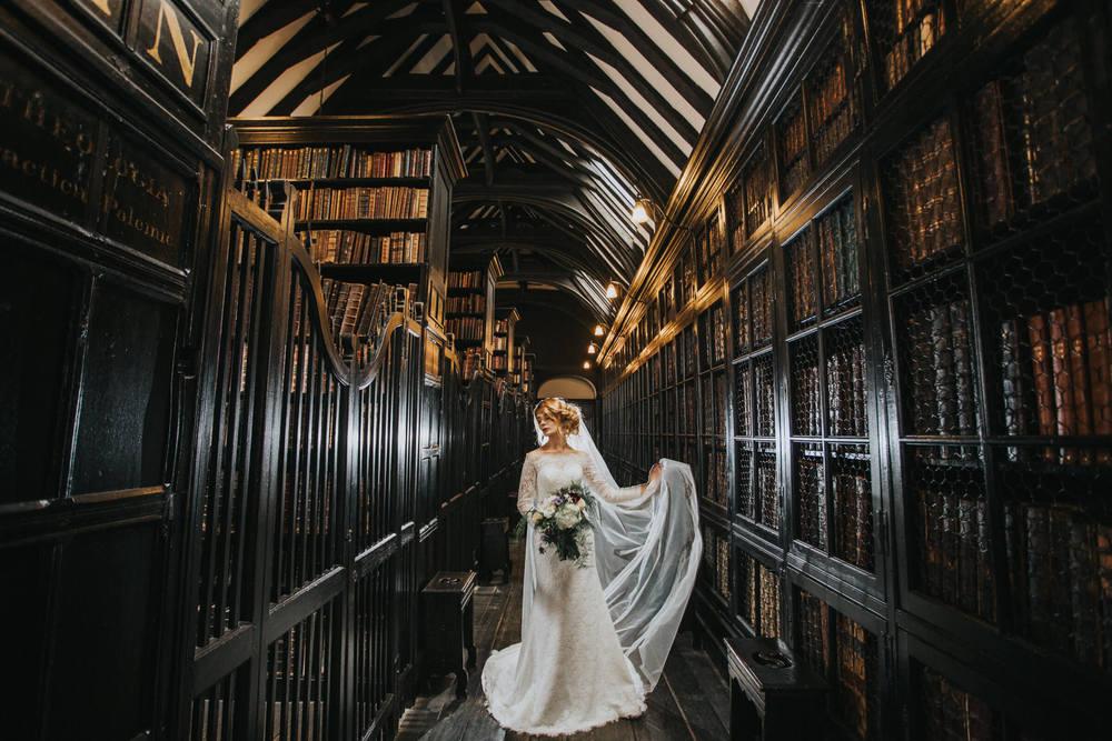 Manchester Wedding Photographer Stephen McGowan Chetham's School of Music 001