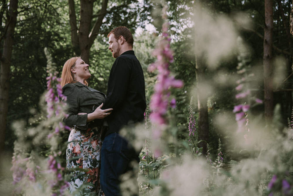 Swettenham Arms Wedding Engagement Shoot Stephen McGowan