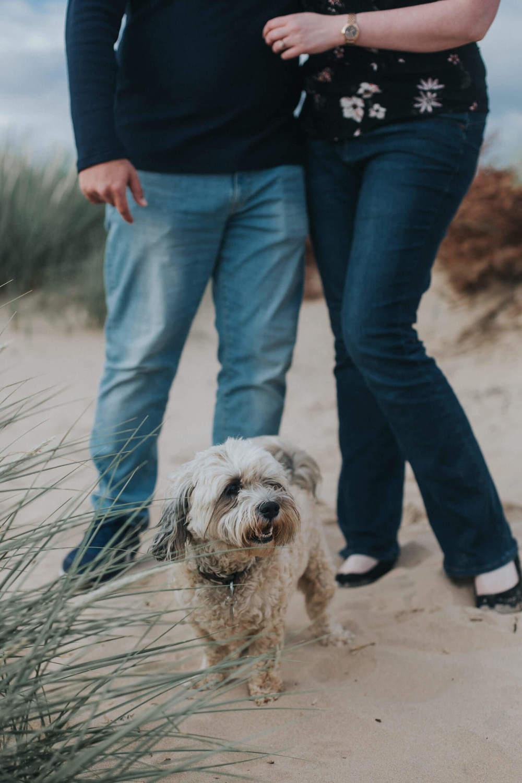 FORMBY BEACH ENGAGEMENT SHOOT MANCHESTER WEDDING PHOTOGRAPHER STEPHEN MCGOWAN 22.jpg