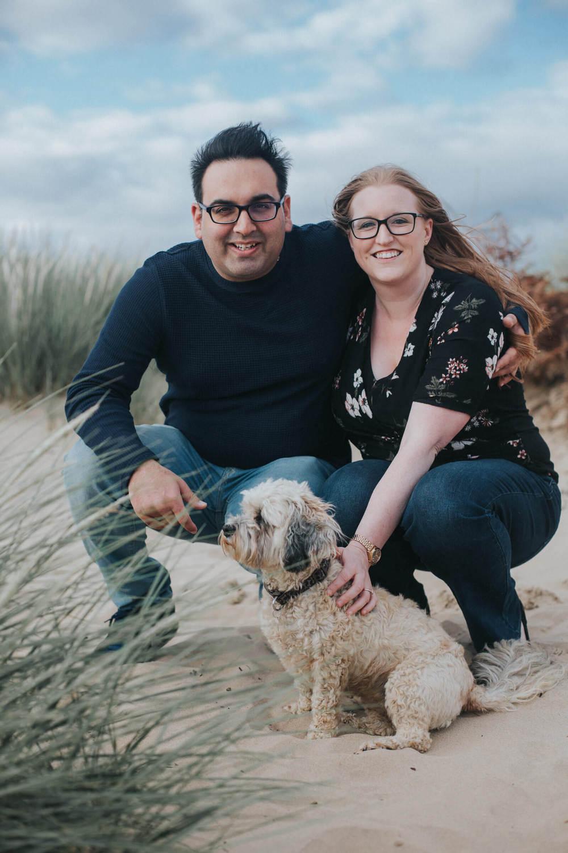 FORMBY BEACH ENGAGEMENT SHOOT MANCHESTER WEDDING PHOTOGRAPHER STEPHEN MCGOWAN 20.jpg