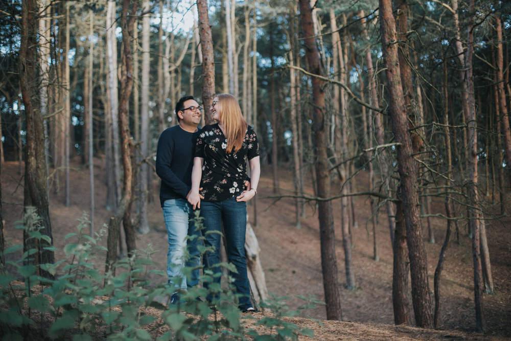 FORMBY BEACH ENGAGEMENT SHOOT MANCHESTER WEDDING PHOTOGRAPHER STEPHEN MCGOWAN 16.jpg