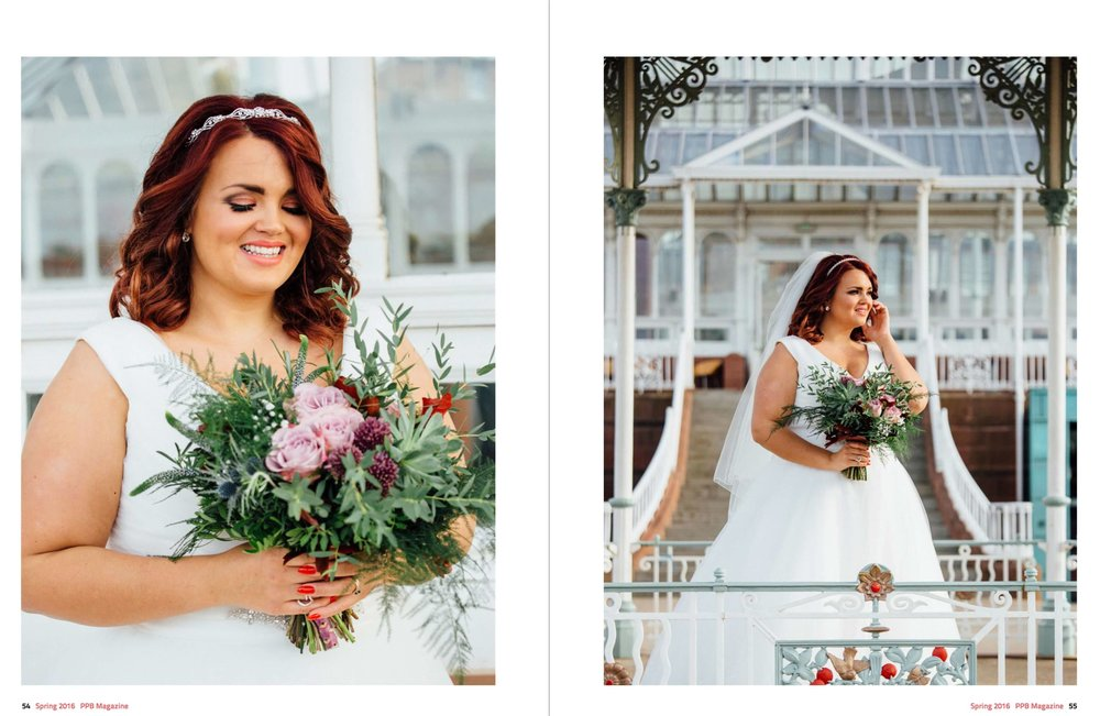 ISLA GLADSTONE CONSERVATORY WEDDING VENUE SHOOT STEPHEN MCGOWAN