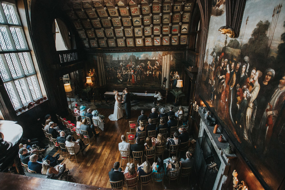 ADLINGTON HALL WEDDING AMY STEPHEN