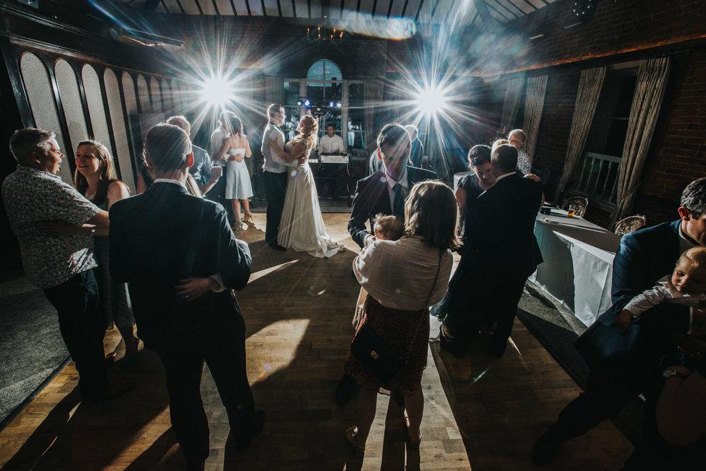 ADLINGTON HALL FIRST DANCE STEPHEN MCGOWAN