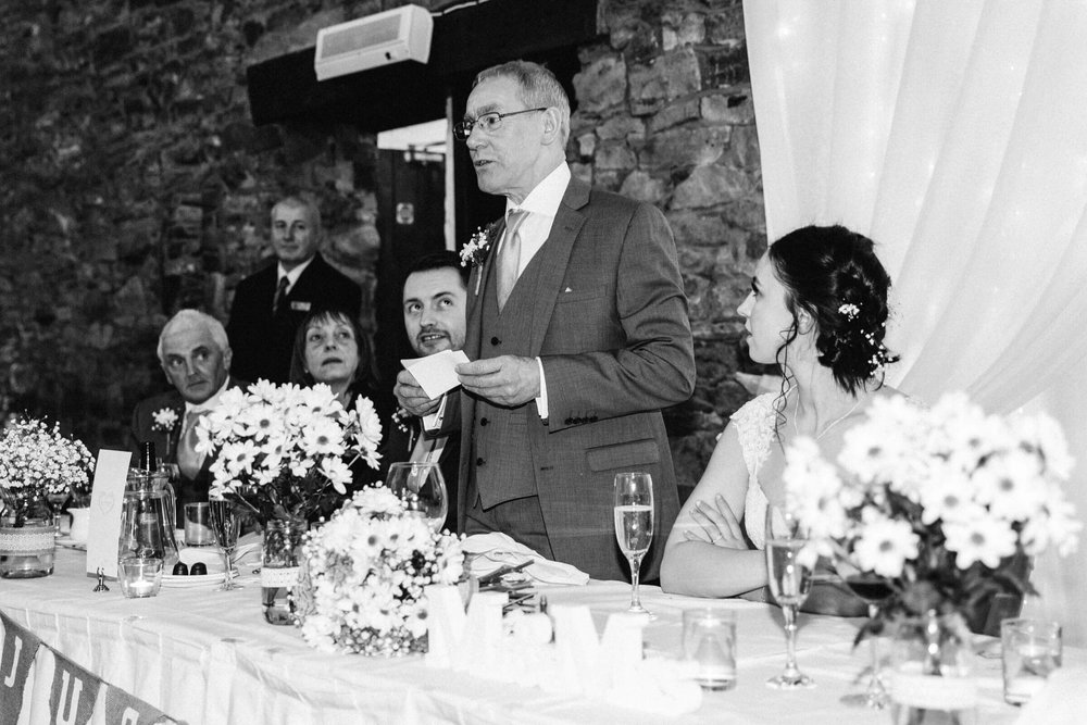 father of bride speech to guests