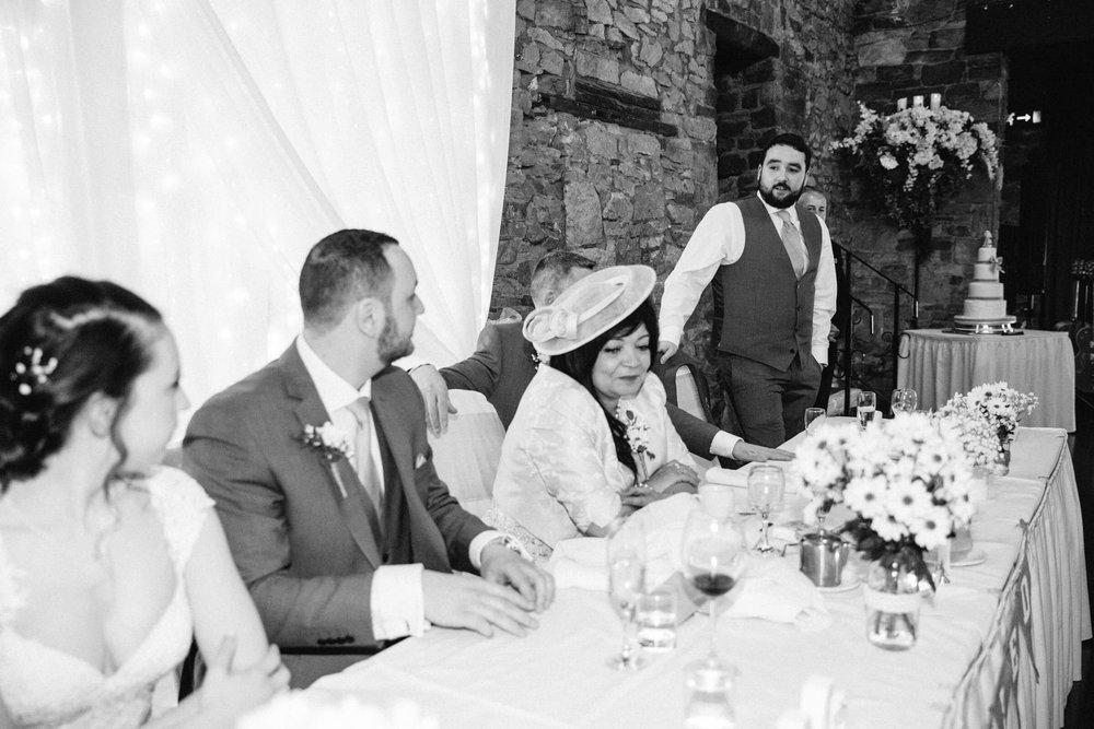 best man speech to bride and groom