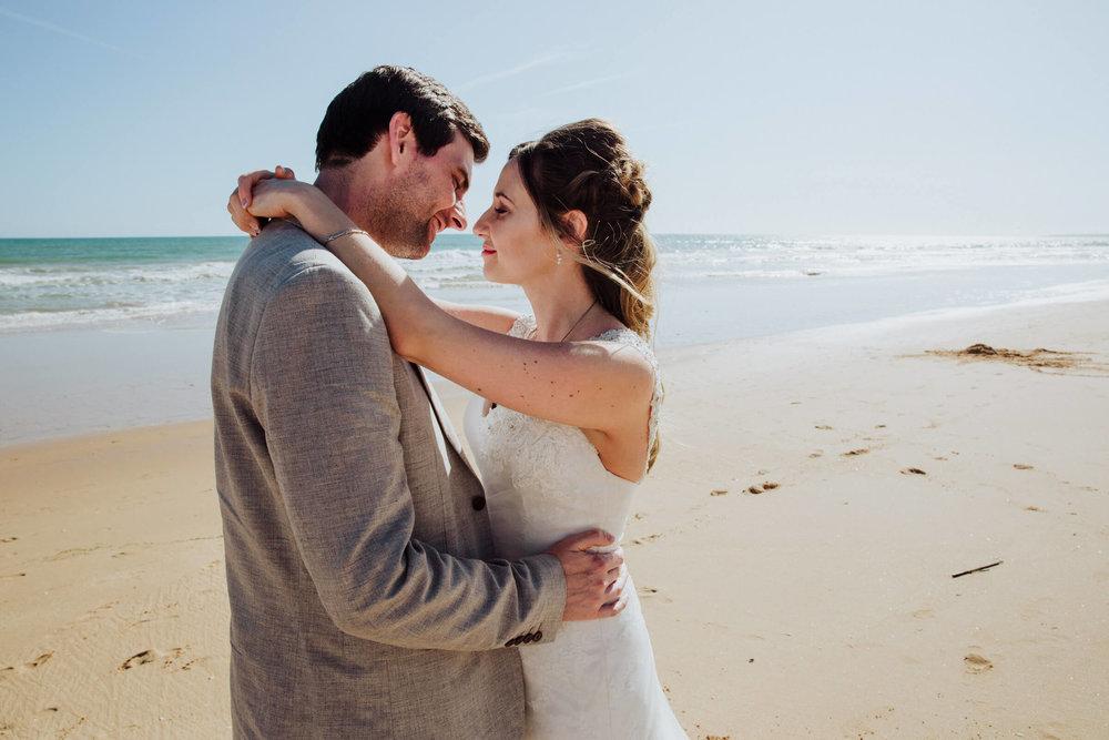 tivoli hotel marina wedding at praia da falesia