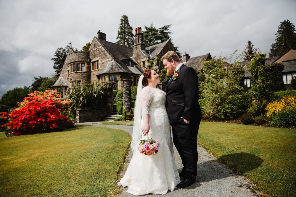 Cragwood Country House Hotel Wedding Photography