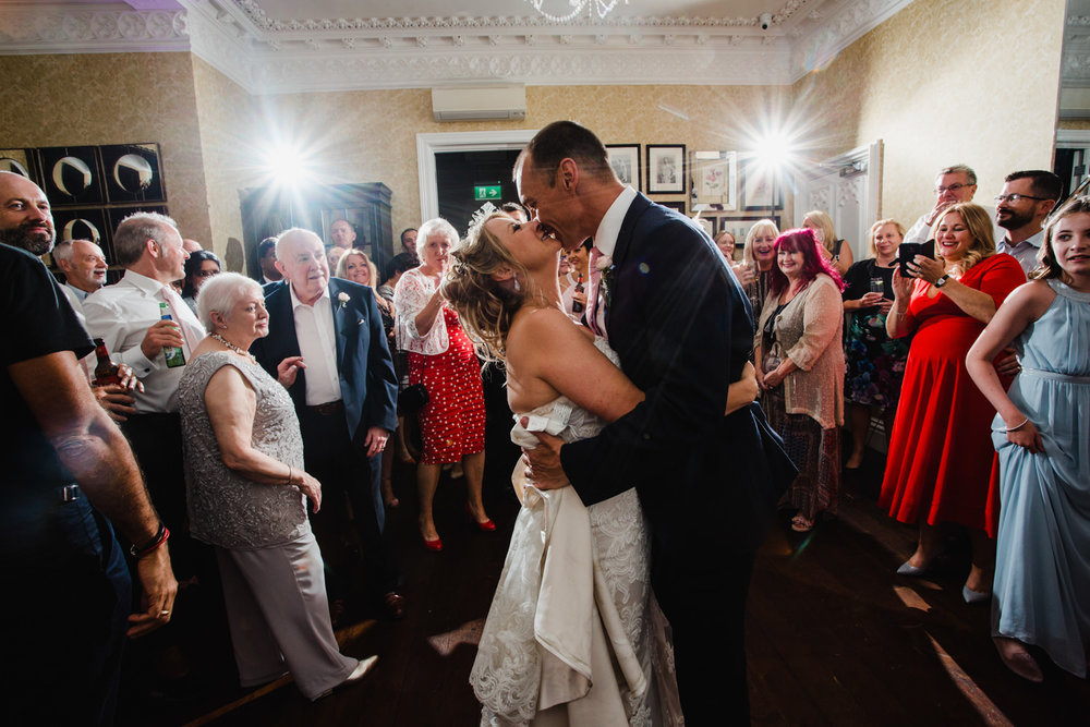 Didsbury House Hotel First Dance Photograph