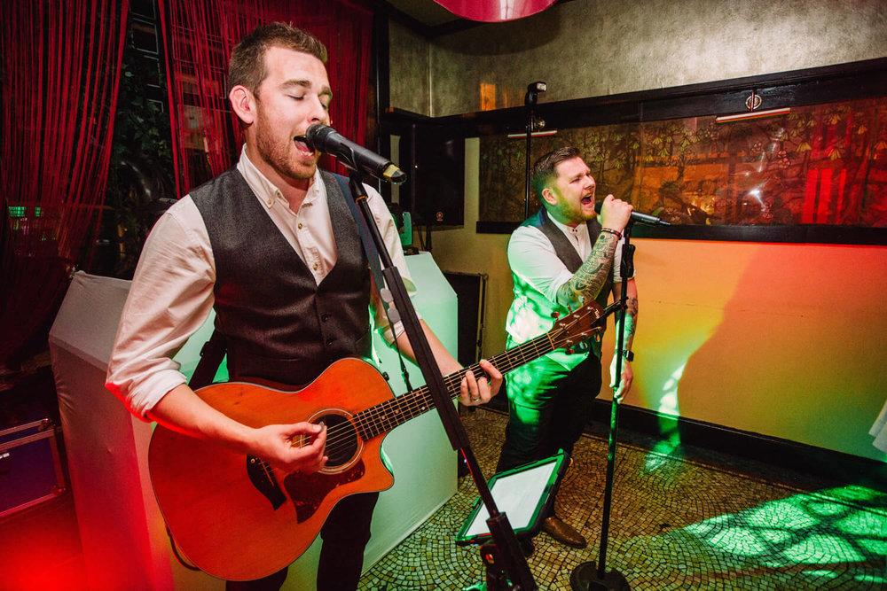 alex birtwell wedding entertainers at belle epoque