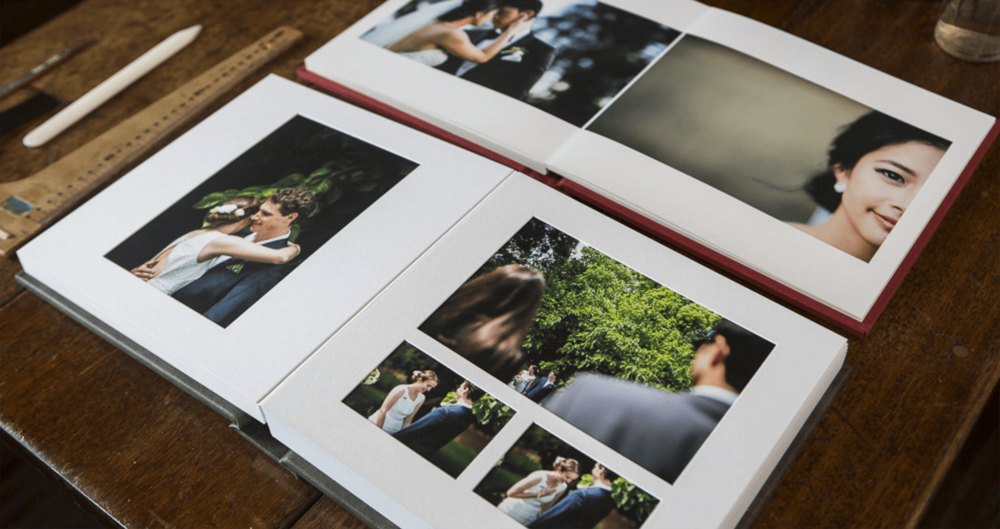 Additionals - Albums - I also offer high quality wedding albums from Folio Albums, handmade in Yorkshire.If you live nearby I also offer to meet up with you both after your wedding to help design your Folio album.