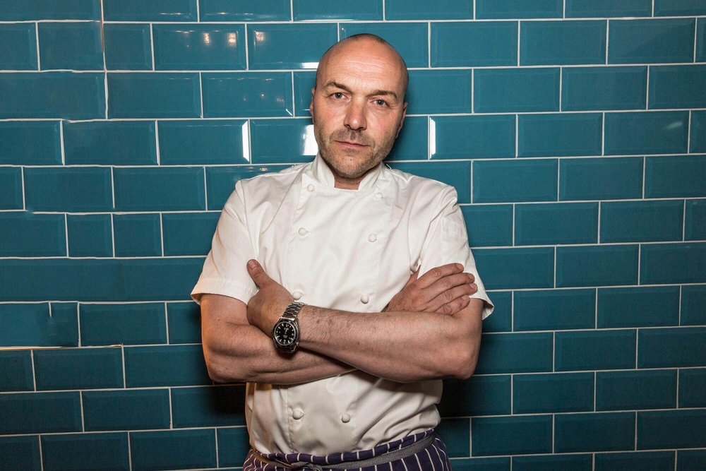 Simon Rimmer at Earle