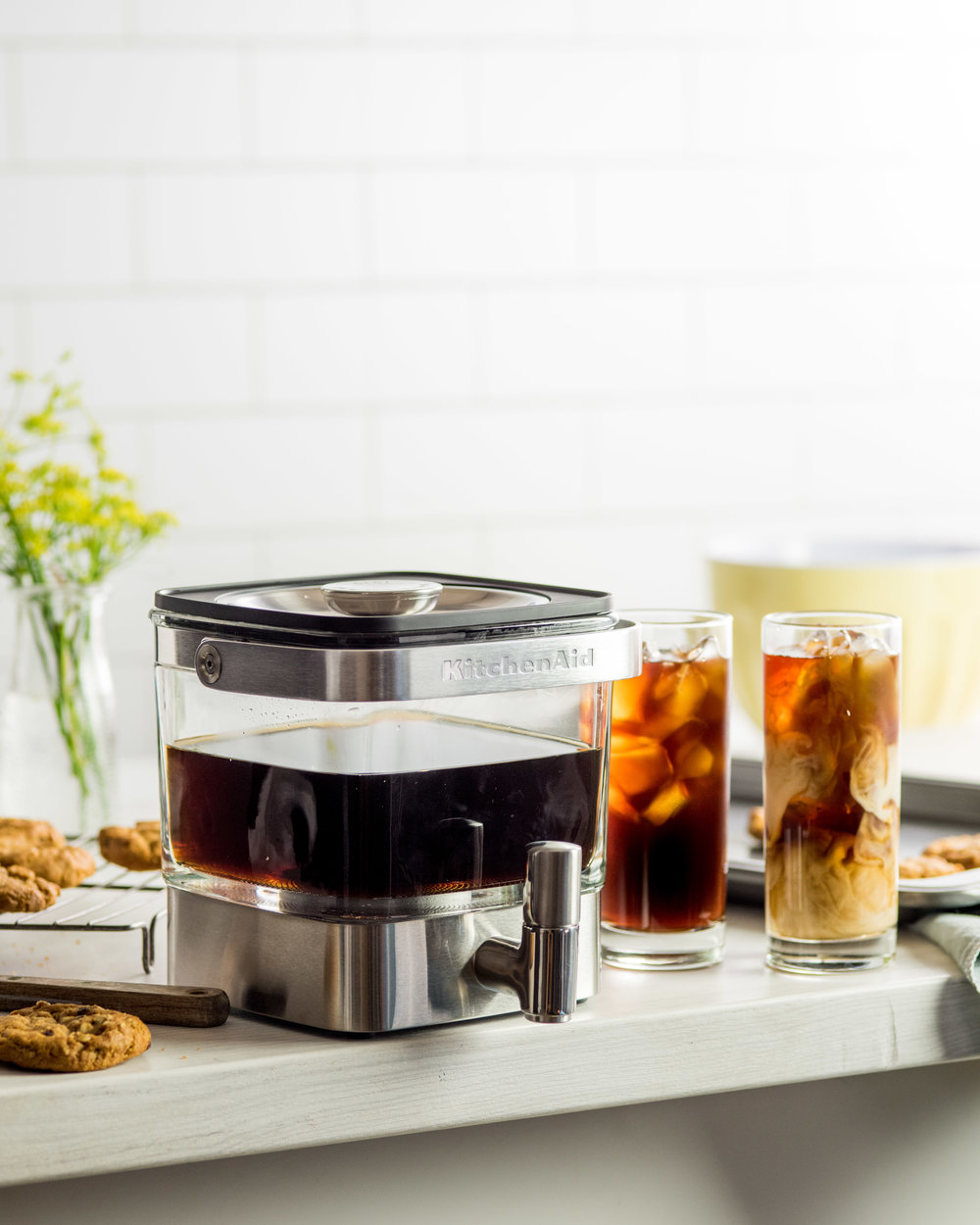 The KitchenAid Cold Brew Coffee Maker