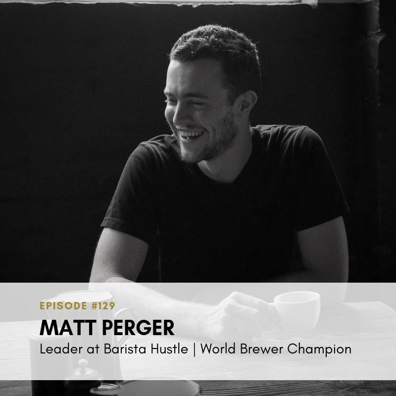 Matt Perger Face