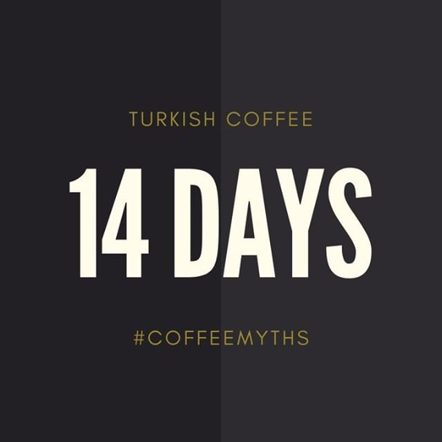 In 14-days the podcast continues with #coffeemyths with @mattperger of Barista Hustle returning to discuss misinformation around Turkish coffee. Get ready, it's gonna get real!  WHY THE WAIT? Well, I am off to NZ as a celebration of my anniversary! Woot!