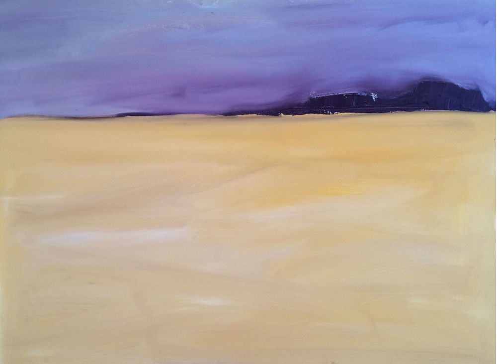 """In the Stillness, oil on canvas, 30""""x40"""" SOLD"""