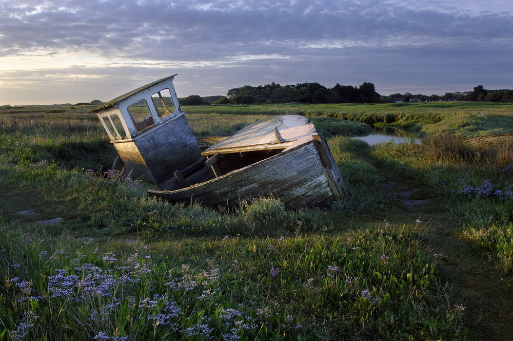Old beached Boat, Thornham Norfolk.jpg