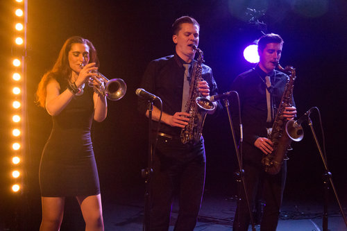 Brand New Groove Jazz Quartet