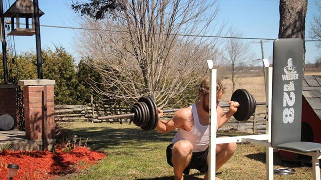 Spring gym
