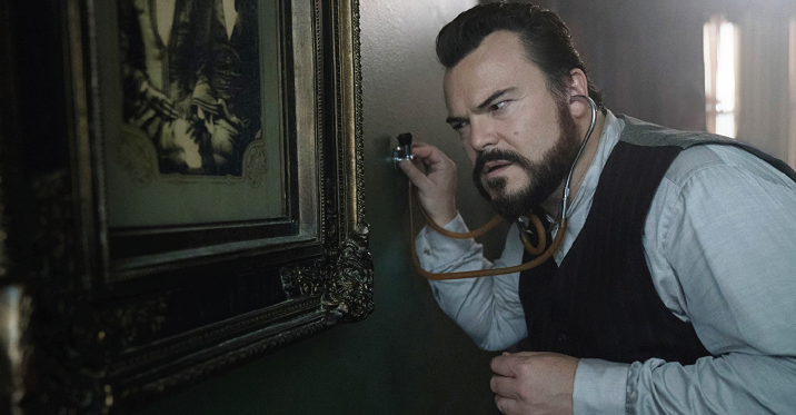 "Jack Black stars in ""The House with a Clock in Its Walls."""