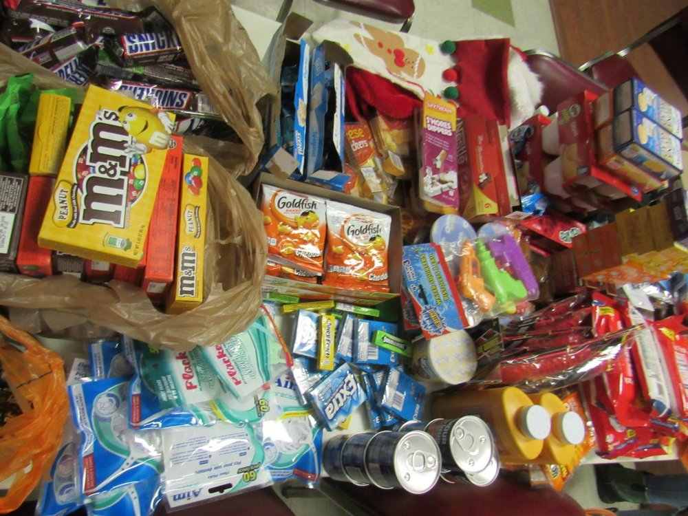 More items for winter care packages 2016