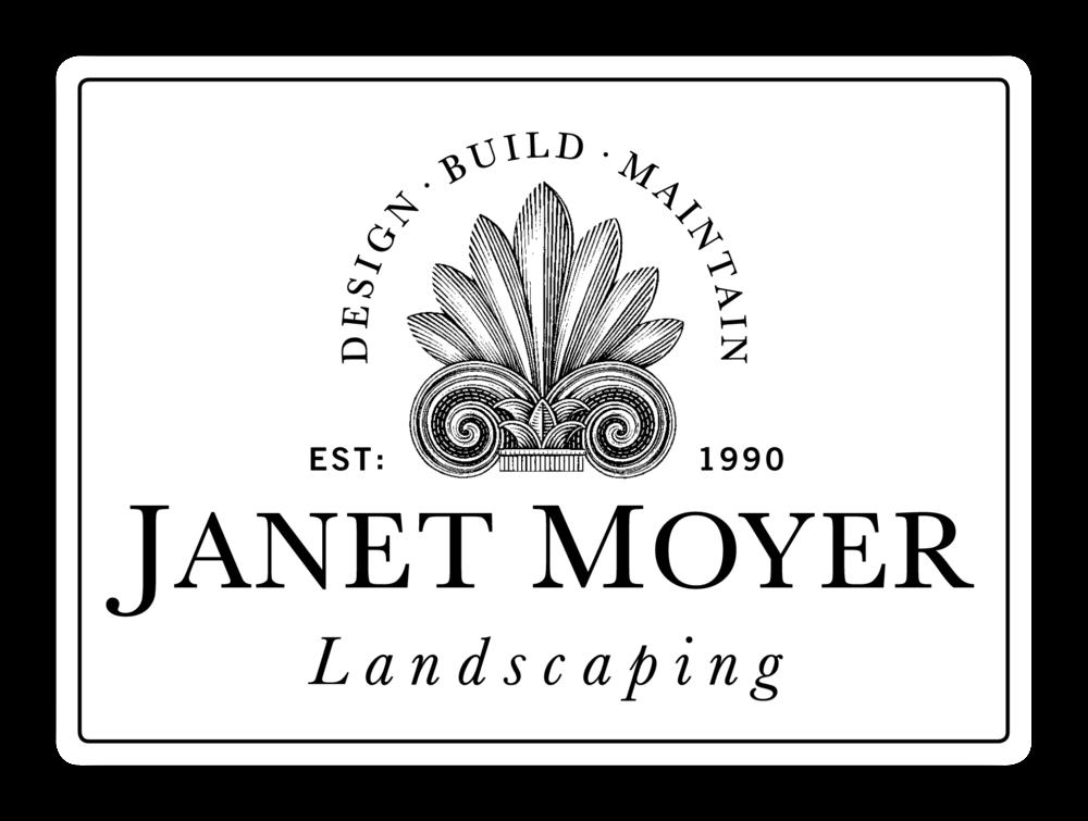 - Janet Moyer Landscaping