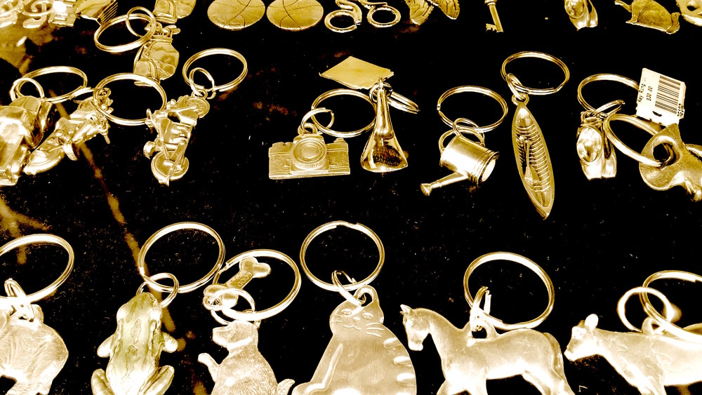 Pewter Key chains ranging from $22 to $28.00 !