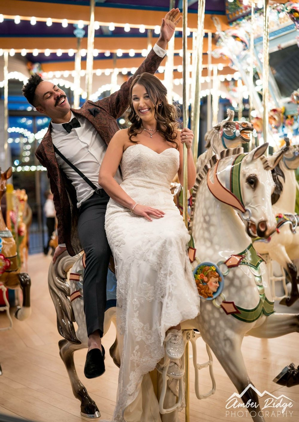 From weddings to corporate events, the carousel makes your event one-of-a-kind