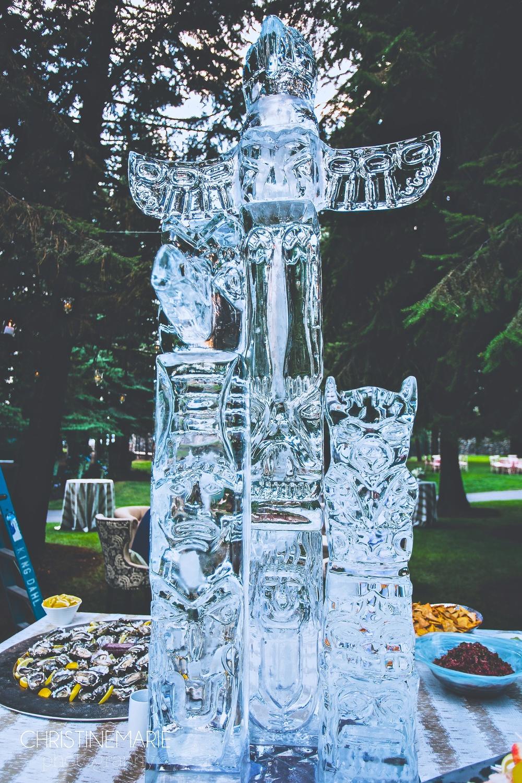 Ice Totem Pole