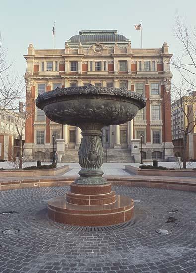 Cast Fountain